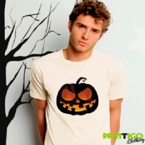 Scary Pumpkin T-shirt